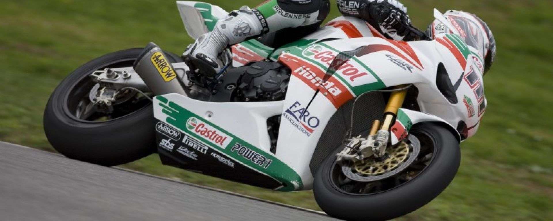 Honda Castrol Team Video ufficiale