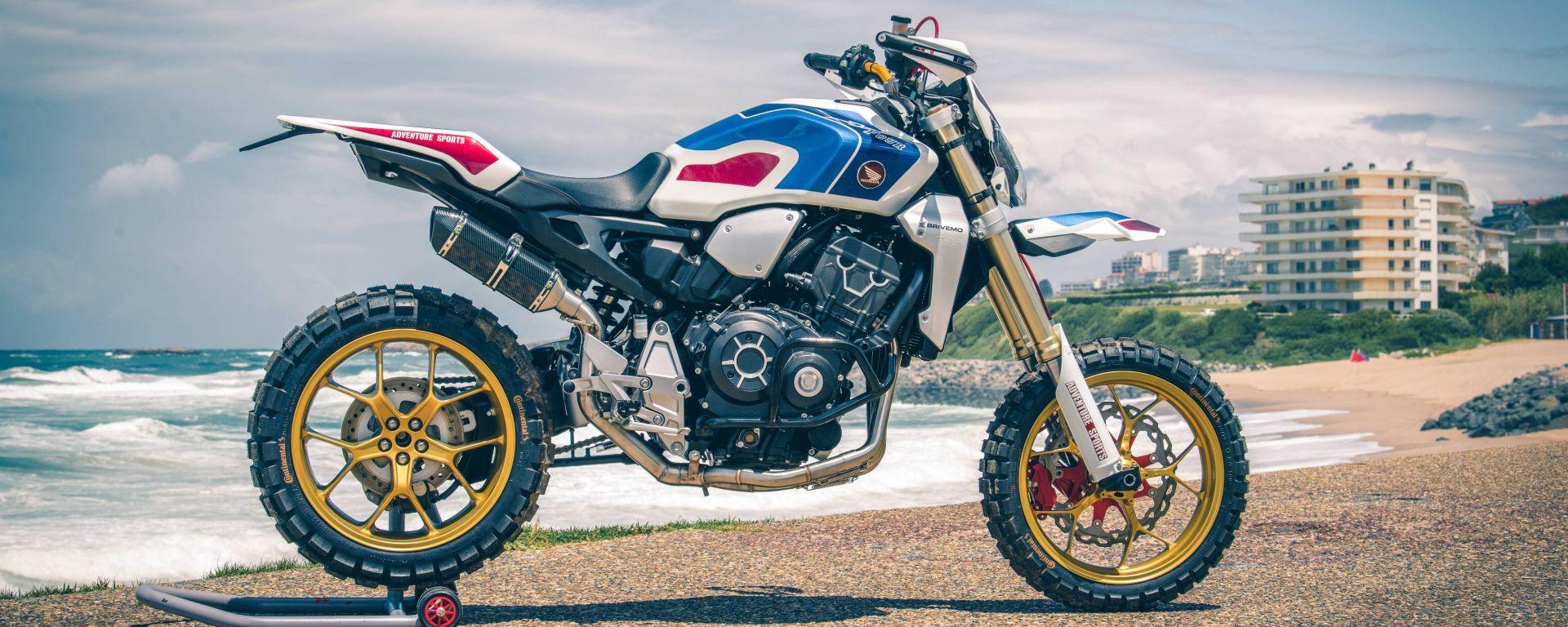 Honda CB 1000 R: le special di Wheel & Waves