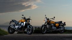 Honda CB 1000 R Wheels & Waves: la capostipite e l'ultima arrivata