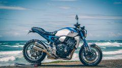Honda CB 1000 R Wheels & Waves: la Monkey Kong