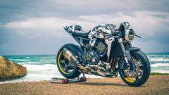 Honda CB 1000 R Wheels & Waves: l'aggressiva CB 1000 R-adical