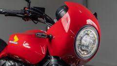 Honda CB 1100 RS 5Four: il cupolino è realizzato in allumino