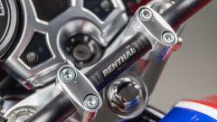 Honda CB 1100 RS 5Four: il manubrio Renthal