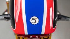 Honda CB 1100 RS 5Four: il numero della serie limitata sul codino