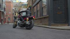 Honda CB 1100 RS 5Four in azione