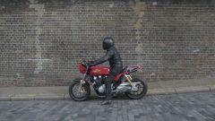 Honda CB 1100 RS 5Four: vista laterale