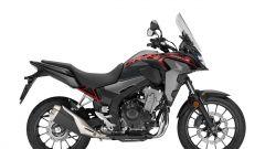 Honda CB 500 X nera