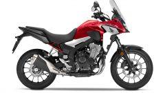 Honda CB 500 X rossa