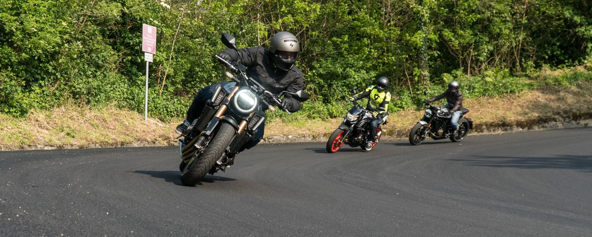 Honda CB 650 R, Yamaha MT-07, Husqvarna Vitpilen 701 a confronto