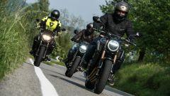 Honda CB 650 R, Yamaha MT-07, Husqvarna Vitpilen 701 a confronto - Immagine: 3
