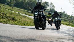 Honda CB 650 R, Yamaha MT-07, Husqvarna Vitpilen 701 a confronto - Immagine: 4