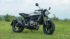 Honda CB 650 R, Yamaha MT-07, Husqvarna Vitpilen 701 a confronto - Immagine: 13