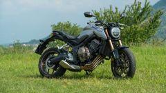 Honda CB 650 R, Yamaha MT-07, Husqvarna Vitpilen 701 a confronto - Immagine: 11