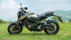 Honda CB 650 R, Yamaha MT-07, Husqvarna Vitpilen 701 a confronto - Immagine: 15