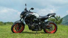 Honda CB 650 R, Yamaha MT-07, Husqvarna Vitpilen 701 a confronto - Immagine: 16