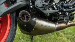 Honda CB 650 R, Yamaha MT-07, Husqvarna Vitpilen 701 a confronto - Immagine: 23