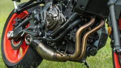 Honda CB 650 R, Yamaha MT-07, Husqvarna Vitpilen 701 a confronto - Immagine: 24