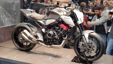 Honda Cbr 1000 >> Eicma 2018 novità Honda 2019: CBR1000RR Fireblade e concept CB 650R - MotorBox
