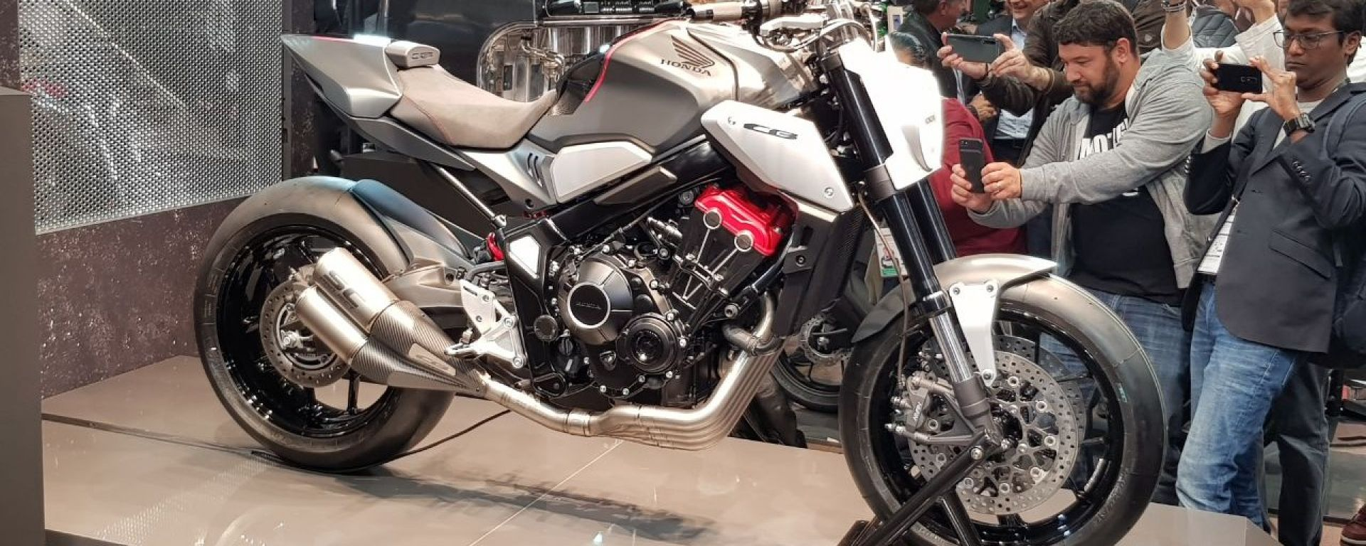 Honda CB 650R, c'è lei dietro il nuovo concept?