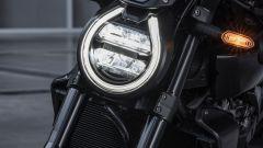 Honda CB1000R 2021: il nuovo faro anteriore