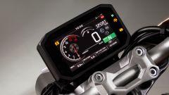 Honda CB1000R 2021: il nuovo TFT da 5