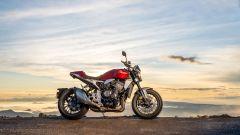 Honda CB1000R 2021: qui la versione rossa