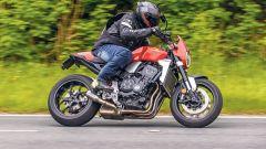 Honda CB1000R 5Four 2021: caratteristiche, differenze, prezzo