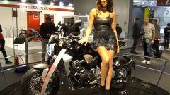 Honda CB1000R a EICMA 2017