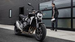 Honda CB1000R: a EICMA la Supernaked dallo stile rétro [VIDEO] - Immagine: 6
