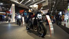 Honda CB1000R: a EICMA la Supernaked dallo stile rétro [VIDEO] - Immagine: 1