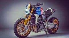 Honda CB1000R: una versione speciale a Glemsek 101 - Immagine: 1