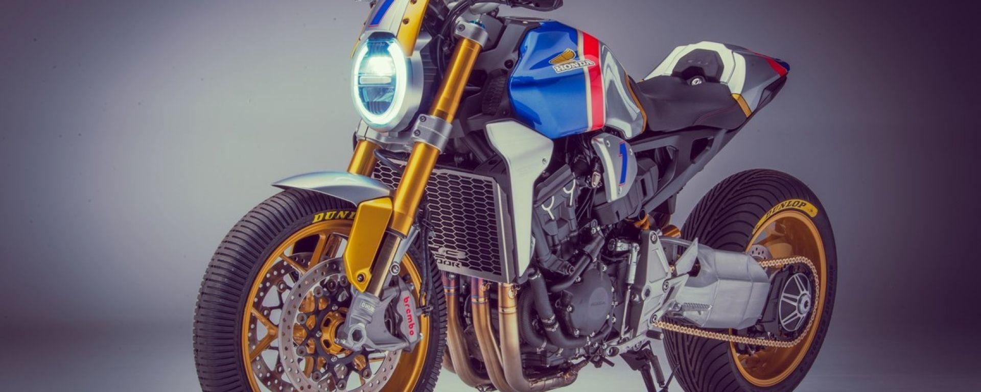 Honda CB1000R: una versione speciale a Glemsek 101