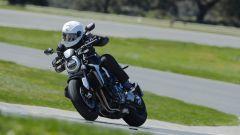 Honda CB1000R: il test ride