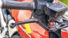 Honda CB1000R: la 5Four ha le leve e gli specchietti della SLS
