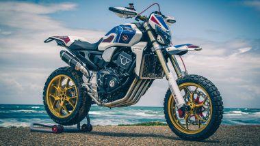 Honda CRF1000R w&w