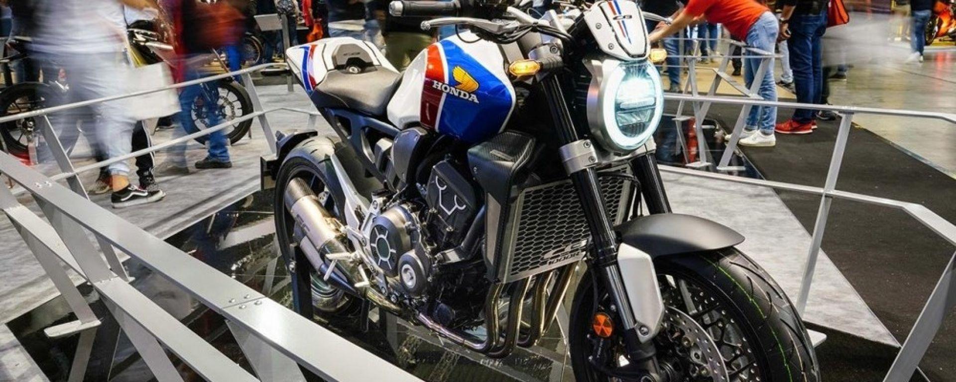 Honda CB1000R+ Limited Edition: arriva la MBE 2019