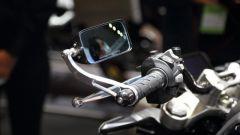 Honda CB1000R: specchietti in carbonio