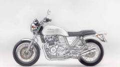 Honda CB1100: addio al comando della frizione?