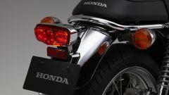 Honda CB1100 EX 2017: il fanale posteriore