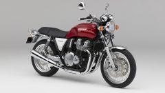 Honda CB1100 EX 2017: vista 3/4 anteriore