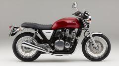 Honda CB1100 EX 2017: vista laterale