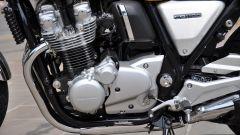 Honda CB1100 EX: dettaglio del motore