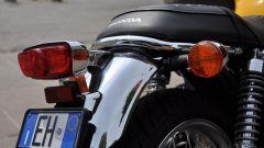Honda CB1100 EX: i gruppi ottici posteriori a led