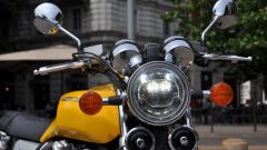 Honda CB1100 EX: il faro a led