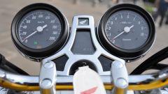 Honda CB1100 EX: il quadro strumenti