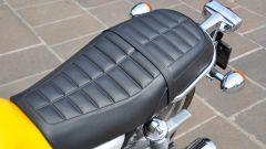 Honda CB1100 EX: la sella