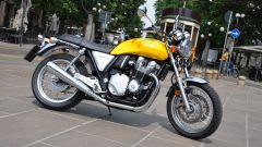 Honda CB1100 EX: lato destro