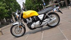 Honda CB1100 EX: lato sinistro