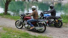 Honda CB1100 EX vs Yamaha XJR 1300 2015 - Immagine: 2