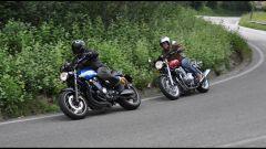 Honda CB1100 EX vs Yamaha XJR 1300 2015 - Immagine: 4